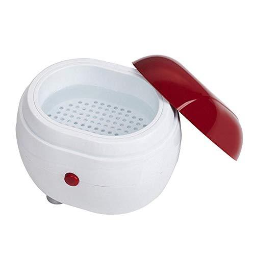 Diubude Limpiador De Joyas Limpiador Ultrasónico Mini Máquina De Limpieza para Limpieza Joyeria Relojes Anillos Comercial Domicilio