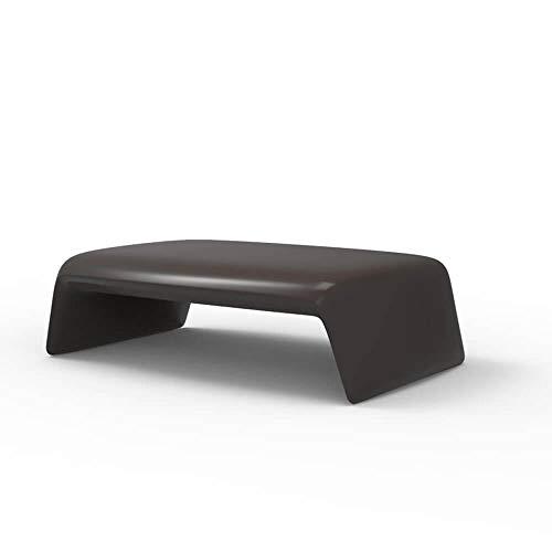 Vondom Blow Table Basse pour l'extérieur Bronze