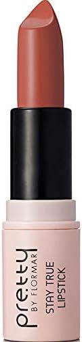Pretty by Flormar Stay True Lipstick Creamy Coffee 002