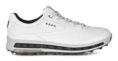 ECCO, Scarpe da Golf Uomo, Nero (Black/Brick), 44