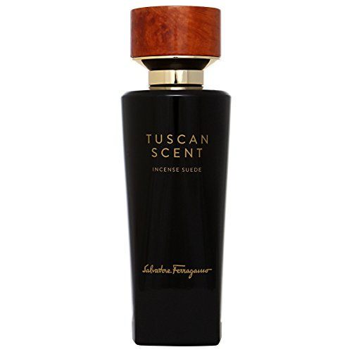 Tuscan Scent Incense Suede di Salvatore Ferragamo - Eau de Toilette Edt - Spray 75 ml.