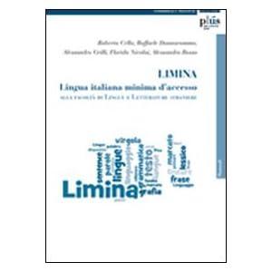 Limina. Lingua italiana minima d'accesso