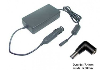18V-20V (Output) Batterie de remplacement DC Adaptateur/ Chargeur/ Alimentation pour HP Compaq 4320t Mobile Thin Client, 6535s, 6720t Mobile Thin Client, Business Notebook tc4400, Mini-Note 2133, tc4200 Tablettes PC, tc4400 Tablettes PC