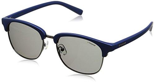 Polaroid Damen PLD-1012-S-PRF-AH Sonnenbrille, Blau (Azul), 54