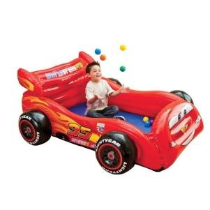 Cama bolas Cars Disney