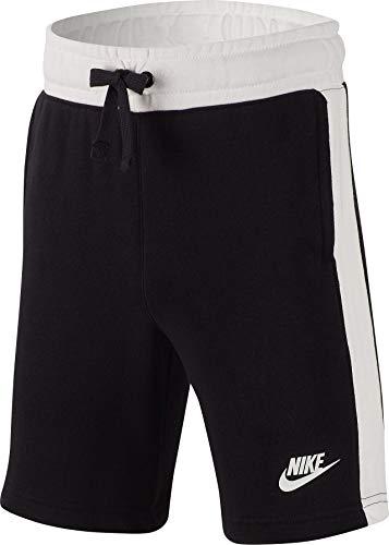 Nike Jungen B Nk Air Short Su19 Hose, Schwarz Segel, S