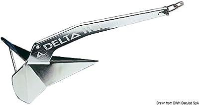 Ancora Delta inox 20 kg English: Delta SS anchor 20 kg