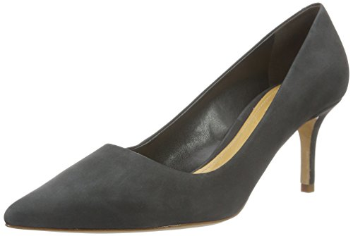 Schutz Damen Honey Pumps, Grau (Slate Gray), 38 EU