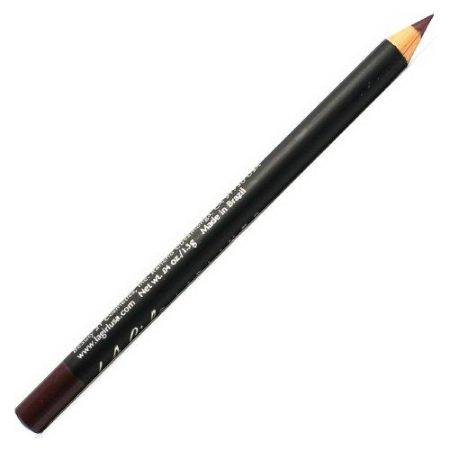 (3 Pack) LA GIRL Lipliner Pencil Coffee
