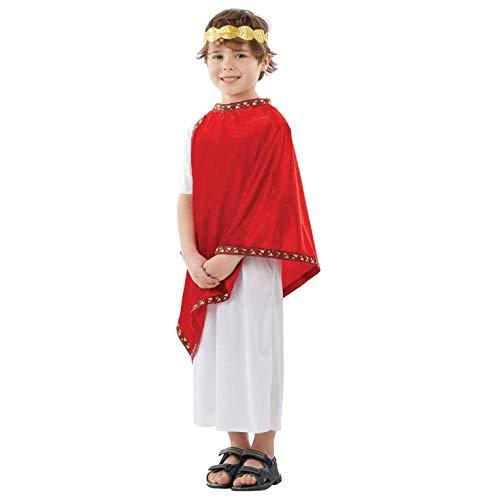 Fun Shack- Costume Disfraz, Color Roman Emperor, Small (FNK4455S-US)