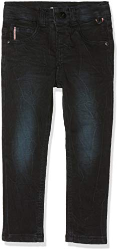 NAME IT Baby-Jungen NMMSILAS DNMTY 7083 SWE Pant Jeans, Schwarz Black Denim, 86