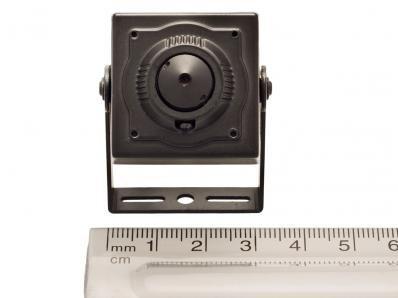 Spy Camera CCTV Mini caméra espion basse lumière 0,002 lux avec SONY CCD 540TVL