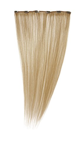 Love Hair Extensions 100% Human Hair Clip in Extensions Colour 16 Sahara Blonde