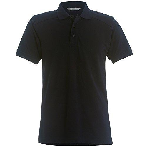 Kustom Kit - Klassic - Polo Slim Fit Manica Corta - Uomo Blu navy