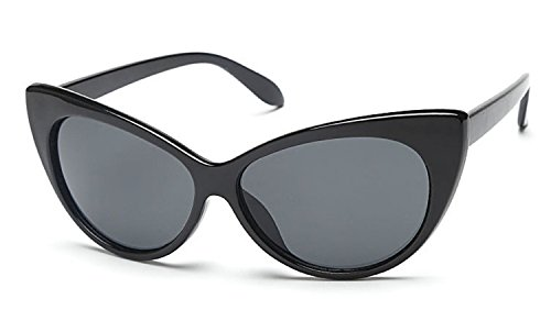 Inception Pro Infinite (Black Frame - Black Lens) Sonnenbrillen - Frauen - Katze - Katzenauge