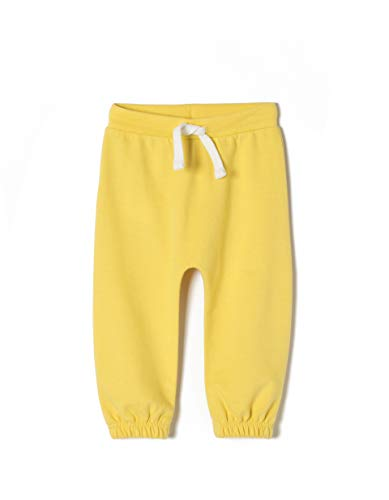 ZIPPY Ztb0403_455_4, Pantalon Bébé garçon, Jaune (Aspen Gold 1662), 86 (Taille Fabricant: 18/24M)