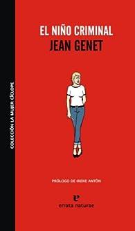 par Jean Genet