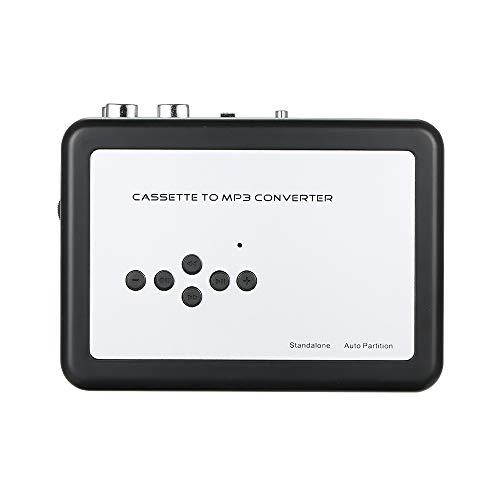 Docooler Conversor Cassette MP3 USB Cinta Reproductor