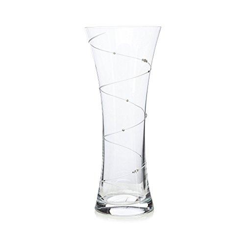 Debenhams Star By Julien Macdonald Swarovski Crystal Vase Buy