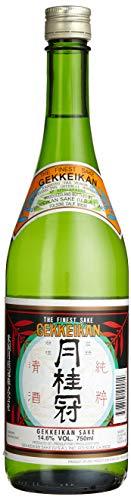 Gekkeikan Sake - Japanischer Reiswein (1 x 0.75 l)