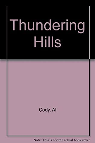 book cover of The Thundering Hills