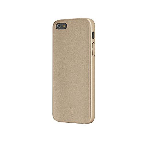 Elegance Aiino Coque de protection Coque Case Accessoire pour téléphone portable/SmartPhone Apple iPhone 5 or