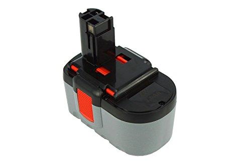 PowerSmart® 3000mAh 24V NiMH Akku für Bosch GBH 24V Professional, GBH 24VF, GSH 24V, GBH24V, GBH24VF, GSH24V, GBH 24 V, GBH-24V, GBH 24 VF, GSH 24 V