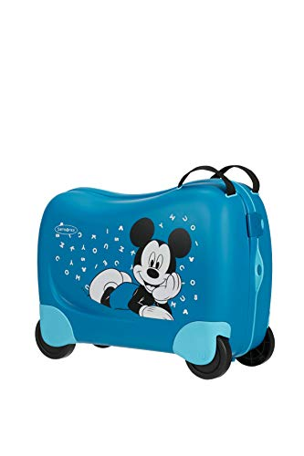 SAMSONITE Dream Rider Disney - Kindergepäck, 51 cm, 28 Liter, Mickey Letters