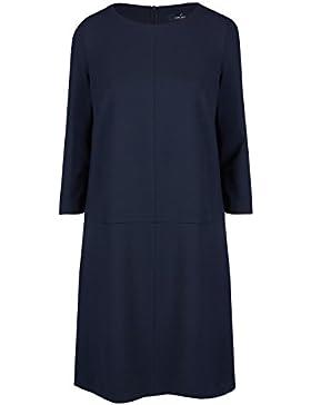 Daniel Hechter Damen Kleid mit Ziernähten