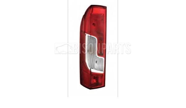 - CIT050 Without Bulb Holder RH//OS Citroen Relay 2014 On Rear Tail Light Lamp Lens