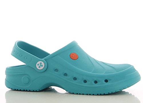 Oxypas Sabot Médical Sonic Clogs Turquoise Turquoise