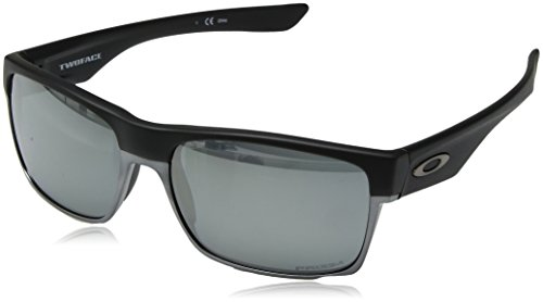 Oakley Herren Twoface 918938 Sonnenbrille, Schwarz (Negro Mate), 0