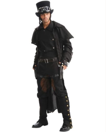 Steampunk Double Holster Fancy Dress