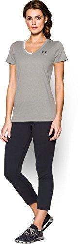 Under Armour Tech T-Shirt manches courtes Femme Grey