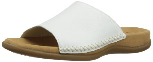 Gabor Shoes Gabor 83.705.21 Damen Clogs & Pantoletten, Weiß (weiss), EU 40 (UK 6.5) (US 9)