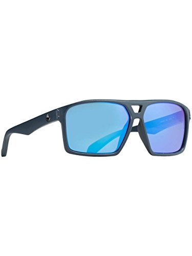 4233dccc5a Dragon Alliance Channel Matte Deep Navy Frame with Blue Ion Lens Sunglasses