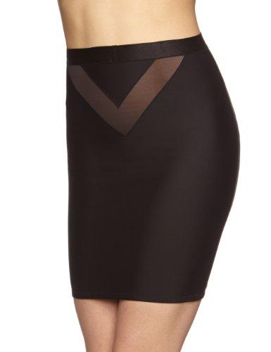 Express-black Rock (Triumph Damen Rock (knielang) Amazing Sensation Skirt , Gr. 36, Schwarz (BLACK (04)))