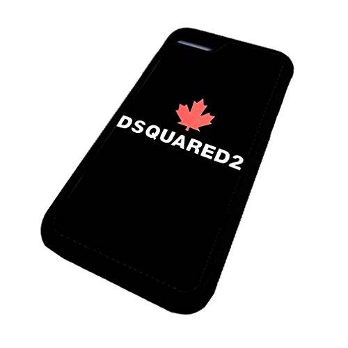 DSQUARED2 Custodia iPhone 7 (4.7 Pollici) Cover Luxury Brand Marche Custodia Originale per Logo Da DSQUARED2 Hot Famous Brand Design - iPhone 7 DSQUARED2 Case [Donna Firmate Sexy