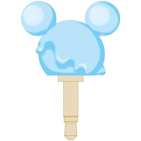 Disney Melty Ice Candy Earphone Jack Accessory (Blue (Giocattolo Candy Machine)