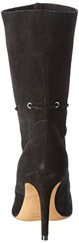 French Connection Damen Rowdy Schlupfstiefel Schwarz (Black 001)