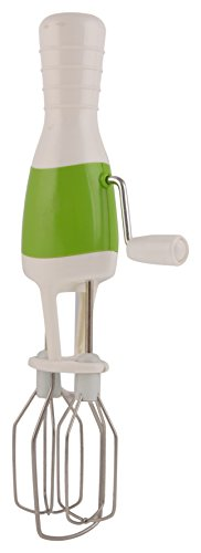 ANKUR Stainless Steel Hand Blender, 7 cm, White and Green  available at amazon for Rs.125