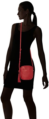 Liebeskind Berlin - Chiisana Suclut, Borsa a tracolla Donna Rot (blood red)