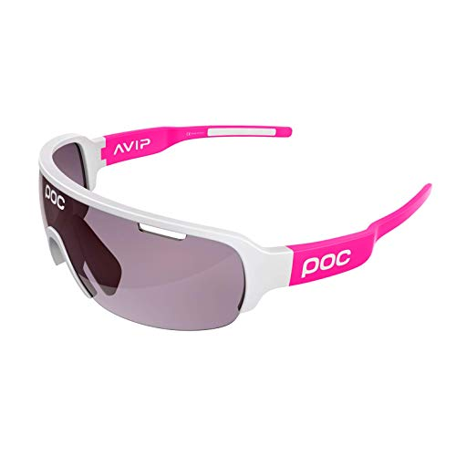 POC DO Half Blade EF ed. Sonnenbrille, Fluorescent Pink, One Size