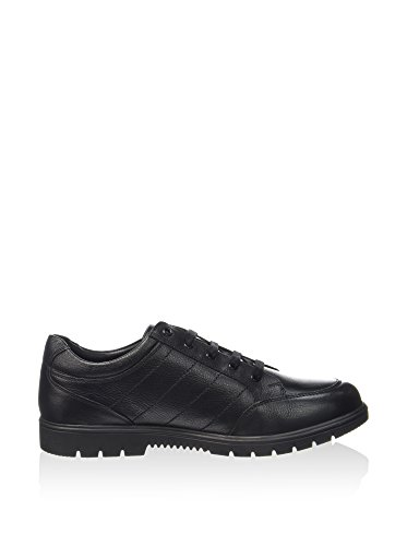 Chaussures de ville, couleur Noir , marque LUMBERJACK, modèle Chaussures De Ville LUMBERJACK WEBBER Noir Noir