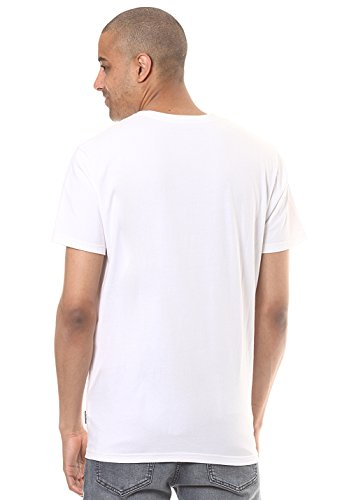 Billabong Herren Access Short Sleeve T-Shirt White