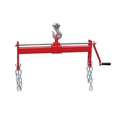 wolf-500kg-heavy-duty-engine-crane-load-hoist-lift-leveller-chain-garage-leveler