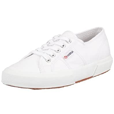 Superga 2750 Cotu Classic, Sneakers Basses mixte adulte, Blanc (901 White), 35