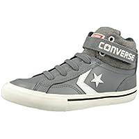 Converse Zapatillas Niños, Todo el Año, Color Mason-Storm-Wind-Egret, Tamaño 33