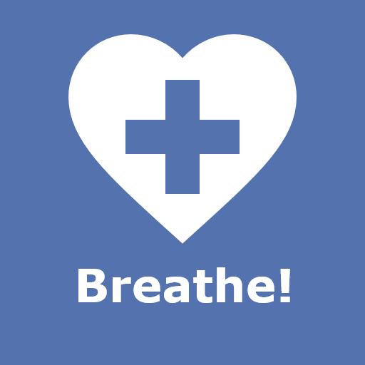 Cohérence Cardiaque : pratiquer avec assiduité tout type d'exercice de respiration avec un chronomètre, des animations, des sons, le vibreur, des notifications, des rappels quotidiens et un historique
