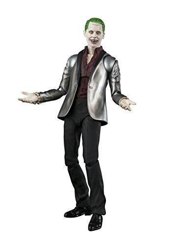 "Tamashii Nations 52618""El Joker Suicidio Squad SH Figuarts Figura"